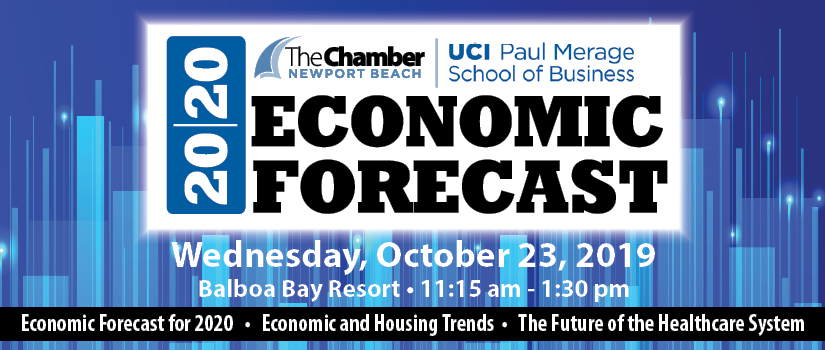 2020 Economic Forecast featuring the UCI Paul Merage School of Business